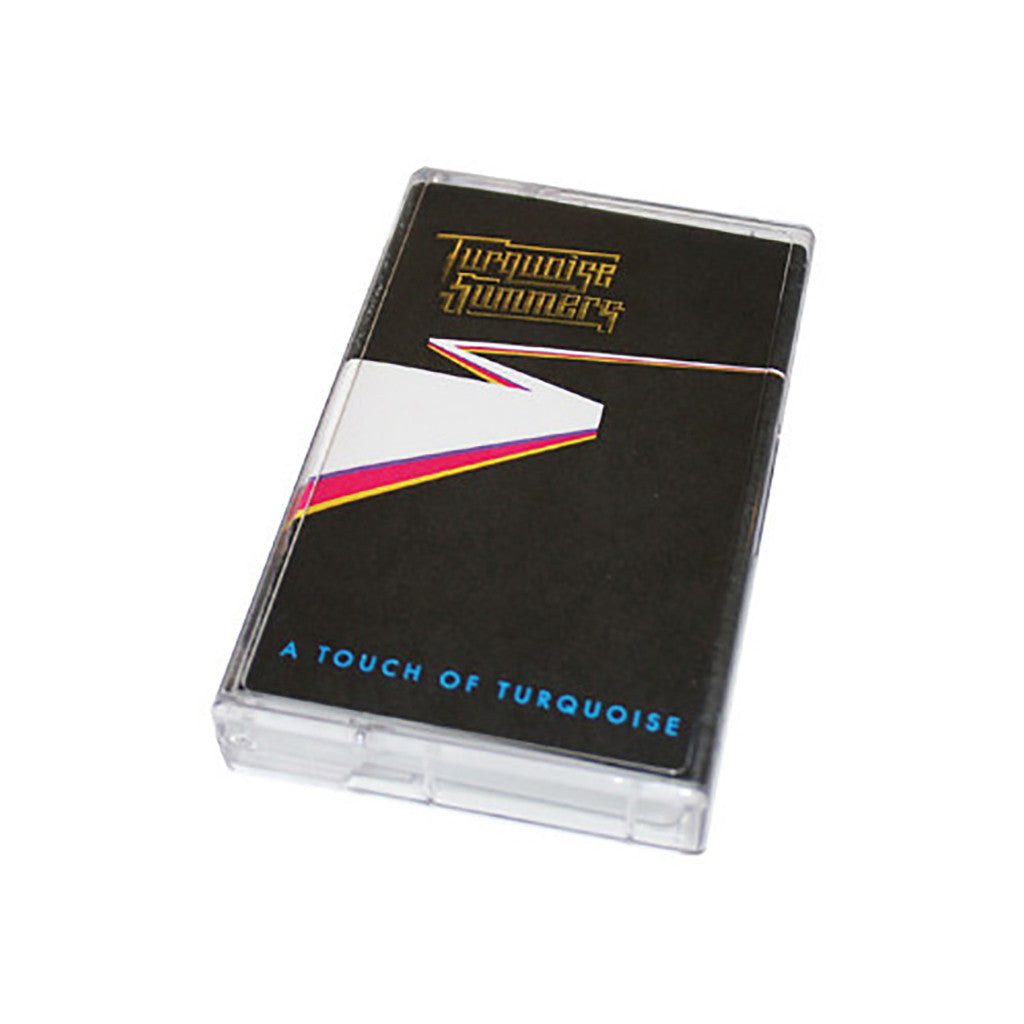 <!--020130430000587-->Turquoise Summers - 'A Touch Of Turquoise' [Cassette Tape]