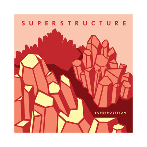 Superstructure - 'Superposition EP' [(Black) Vinyl EP]