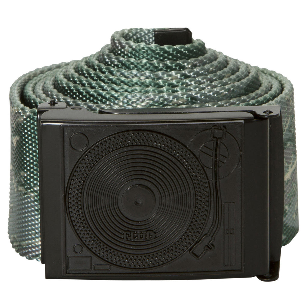 <!--020130924060022-->FLuD Watches - 'Tableturns - Sea Camo' [(Camo Pattern) Belt]