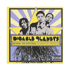 Digable Planets - 'Beyond The Spectrum: The Creamy Spy Chronicles (Hits, Remixes & Rarities)' [CD]