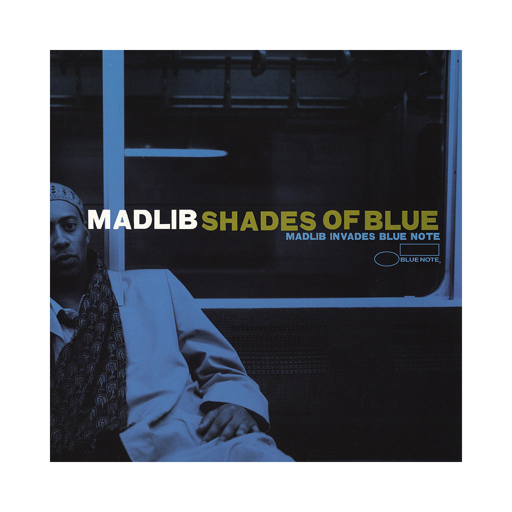 <!--2003062432-->Madlib - 'Shades Of Blue: Madlib Invades Blue Note' [CD]