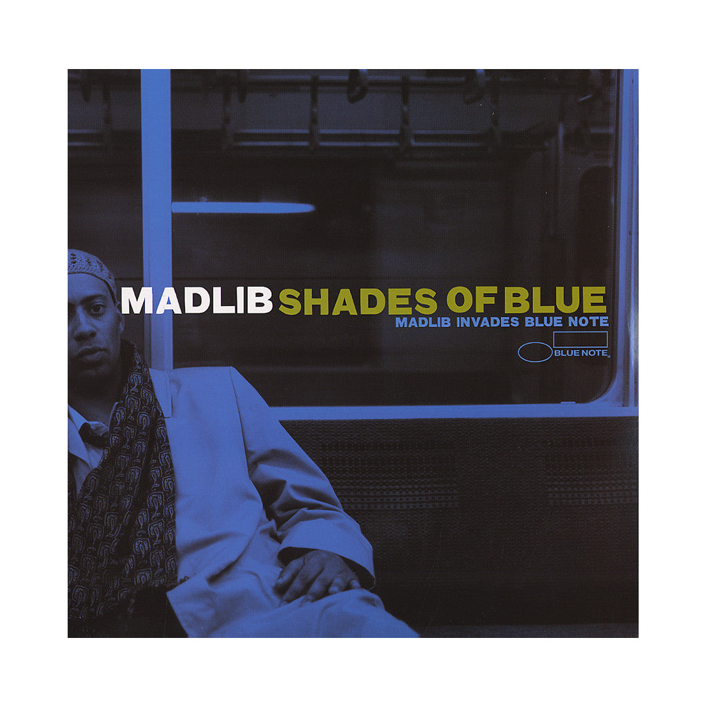 <!--020030624011934-->Madlib - 'Shades Of Blue: Madlib Invades Blue Note' [(Black) Vinyl [2LP]]