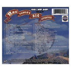 DJ Rectangle - 'Rectangle's Big Adventure' [CD]
