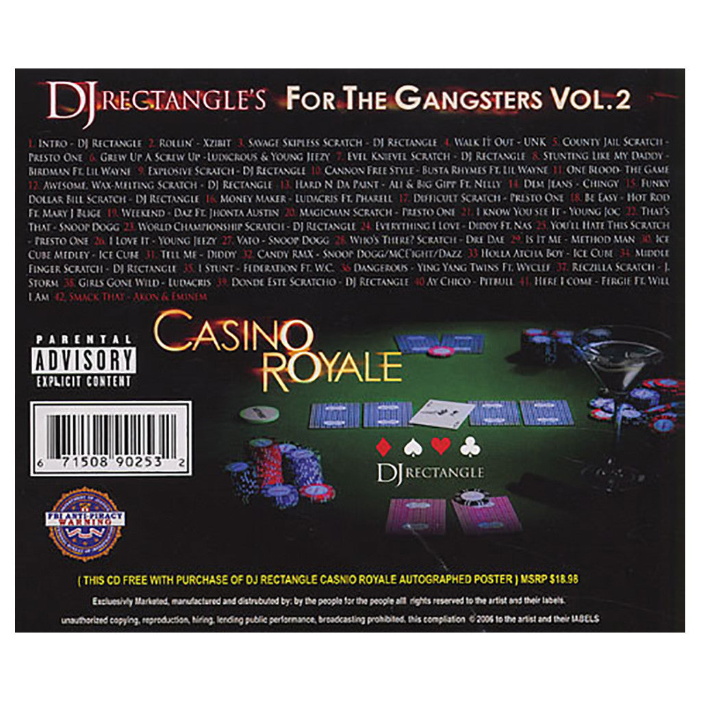 1 casino dj rectangle royale vol arizona charles hotel and casino