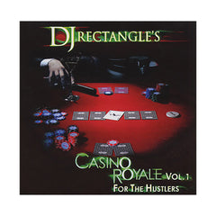 <!--020060116009043-->DJ Rectangle - 'Casino Royale Vol. 1: For The Hustlers' [CD]