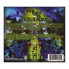 <!--120110301027743-->Supersillyus - 'Tesselations' [CD]