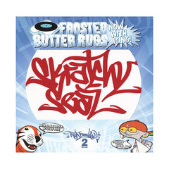 <!--020100810022975-->Thud Rumble Records - 'Frosted Butter Rugs: Skratchy Seal' [Slipmat]