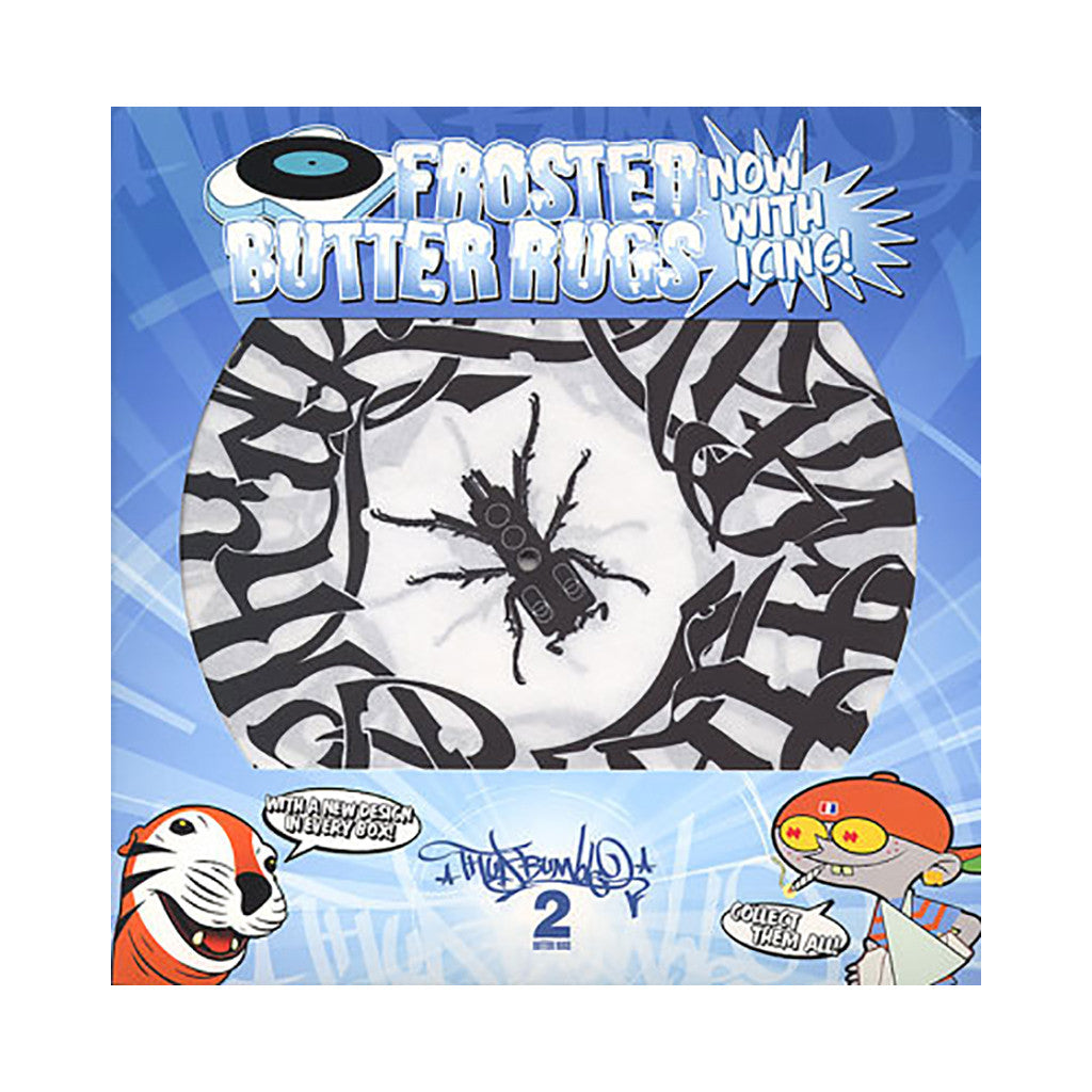 <!--020080916014919-->Thud Rumble Records - 'Frosted Butter Rugs: Beetle Tag' [Slipmat]