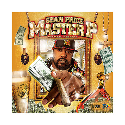 Sean Price - 'Master P' [CD]