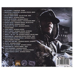 <!--120070724010051-->General Steele - 'Hostyle Takeover' [CD]
