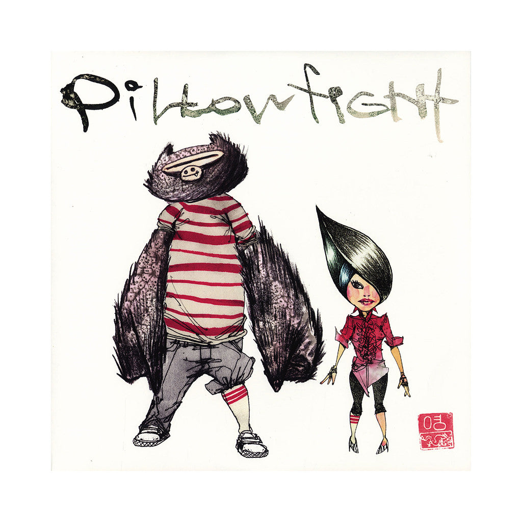 <!--120130122001710-->Pillowfight - 'Pillowfight' [CD]