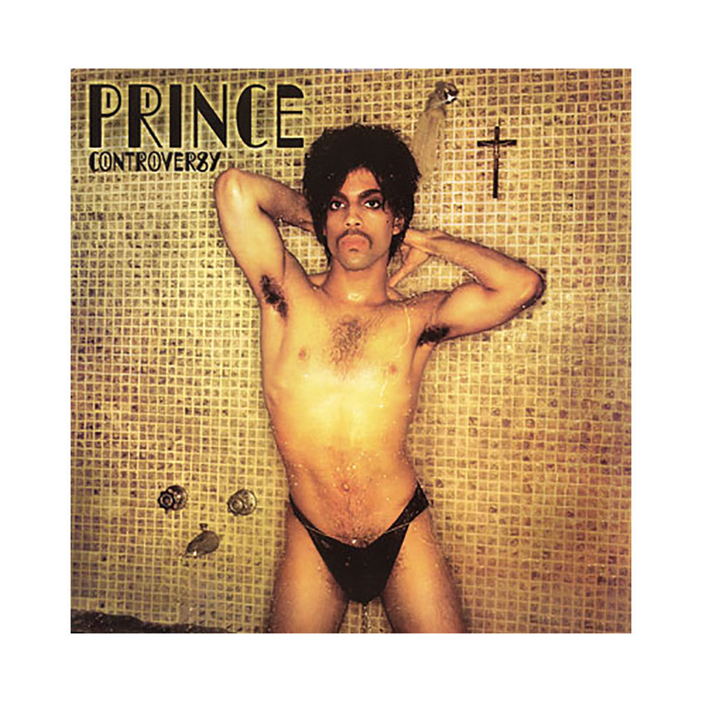 "<!--020000912014933-->Prince - 'Controversy (Purple Mix)/ Let's Work (Dark Dancer Mix)' [(Black) 12"" Vinyl Single]"