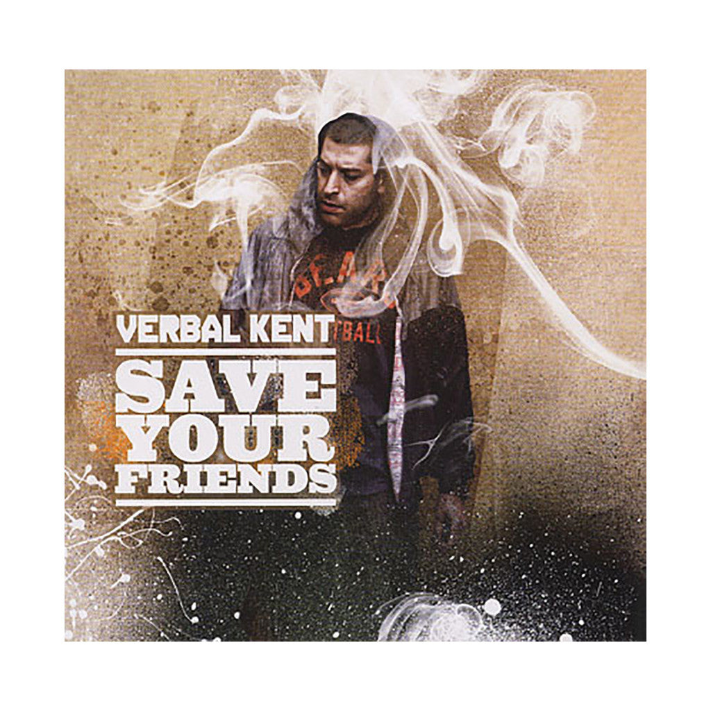 <!--020100622021892-->Verbal Kent - 'Save Your Friends' [CD]