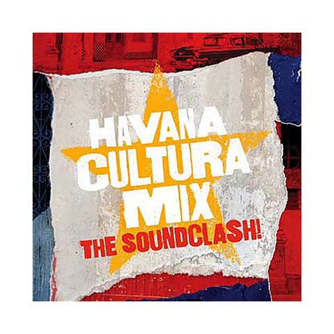 Gilles Peterson - 'Havana Cultura Mix: The Soundclash!' [CD]
