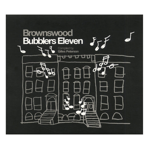 Various Artists (Compiled By: Gilles Peterson) - 'Brownswood Bubblers Eleven' [CD]