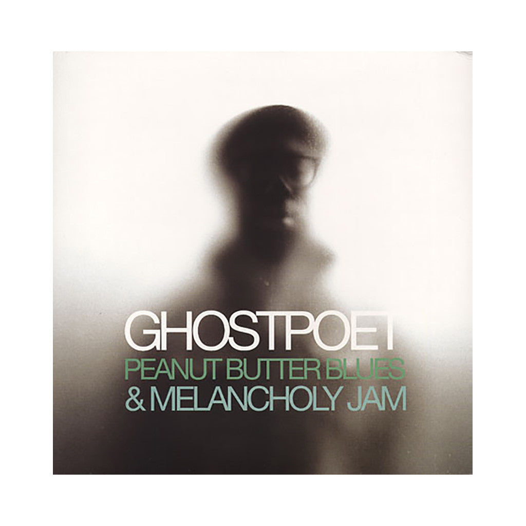 Ghostpoet - 'Peanut Butter Blues And Melancholy Jam' [(Black) Vinyl LP]