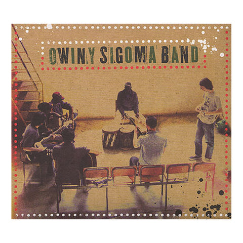Owiny Sigoma Band - 'Owiny Sigoma Band' [CD]