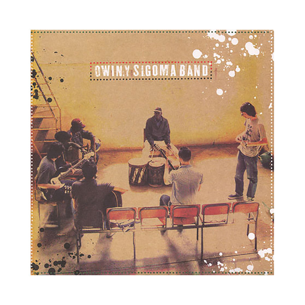 Owiny Sigoma Band - 'Owiny Sigoma Band' [(Black) Vinyl [2LP]]