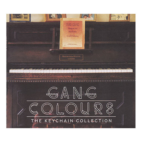 Gang Colours - 'The Keychain Collection' [CD]