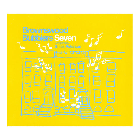 Various Artists (Compiled By: Gilles Peterson) - 'Brownswood Bubblers Seven' [CD]