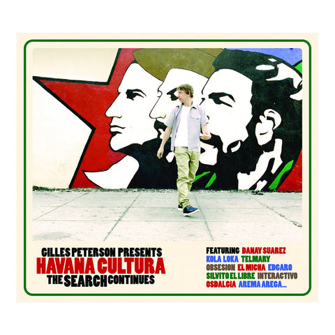 Gilles Peterson Presents - 'Havana Cultura: The Search Continues' [CD [2CD]]