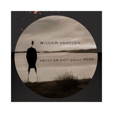 William Adamson - 'Under An East Coast Moon (Discomix Versions)' [(Black) Vinyl LP]