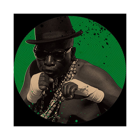 "Owiny Sigoma Band - 'Owiny Techno/ Nyiduonge Drums' [(Black) 12"" Vinyl Single]"