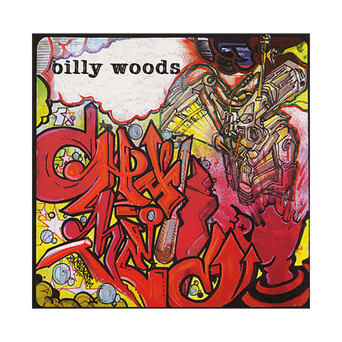 billy woods - 'The Chalice' [CD]