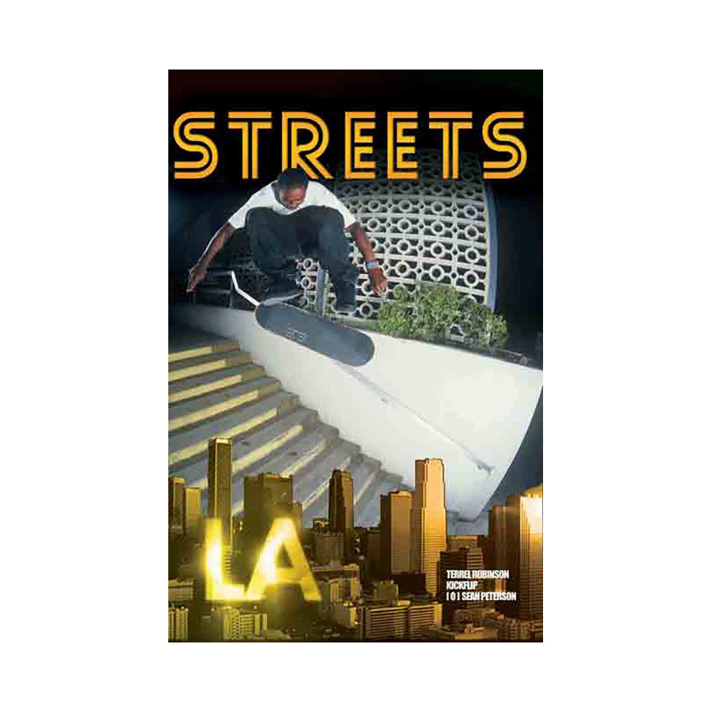 <!--019000101010295-->Streets - 'Los Angeles' [DVD]