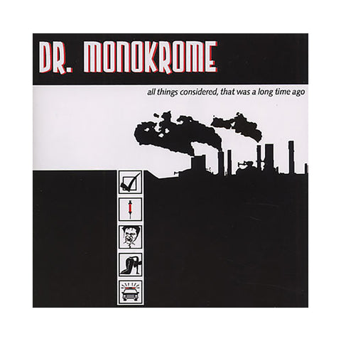 Dr. Monokrome - 'N.P.R. Versus M.A.D.: All Things Considered, That Was A Long Time Ago' [CD [2CD]]