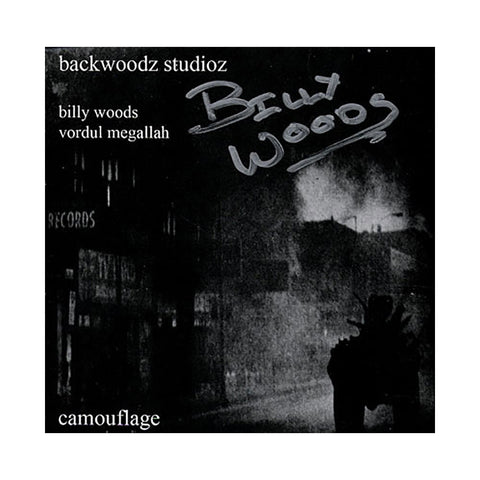 billy woods - 'Camouflage' [CD]