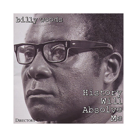 billy woods - 'History Will Absolve Me' [CD]