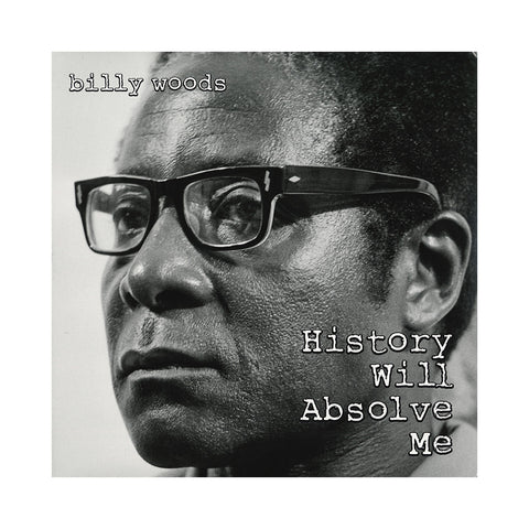 billy woods - 'History Will Absolve Me' [(Black) Vinyl [2LP]]