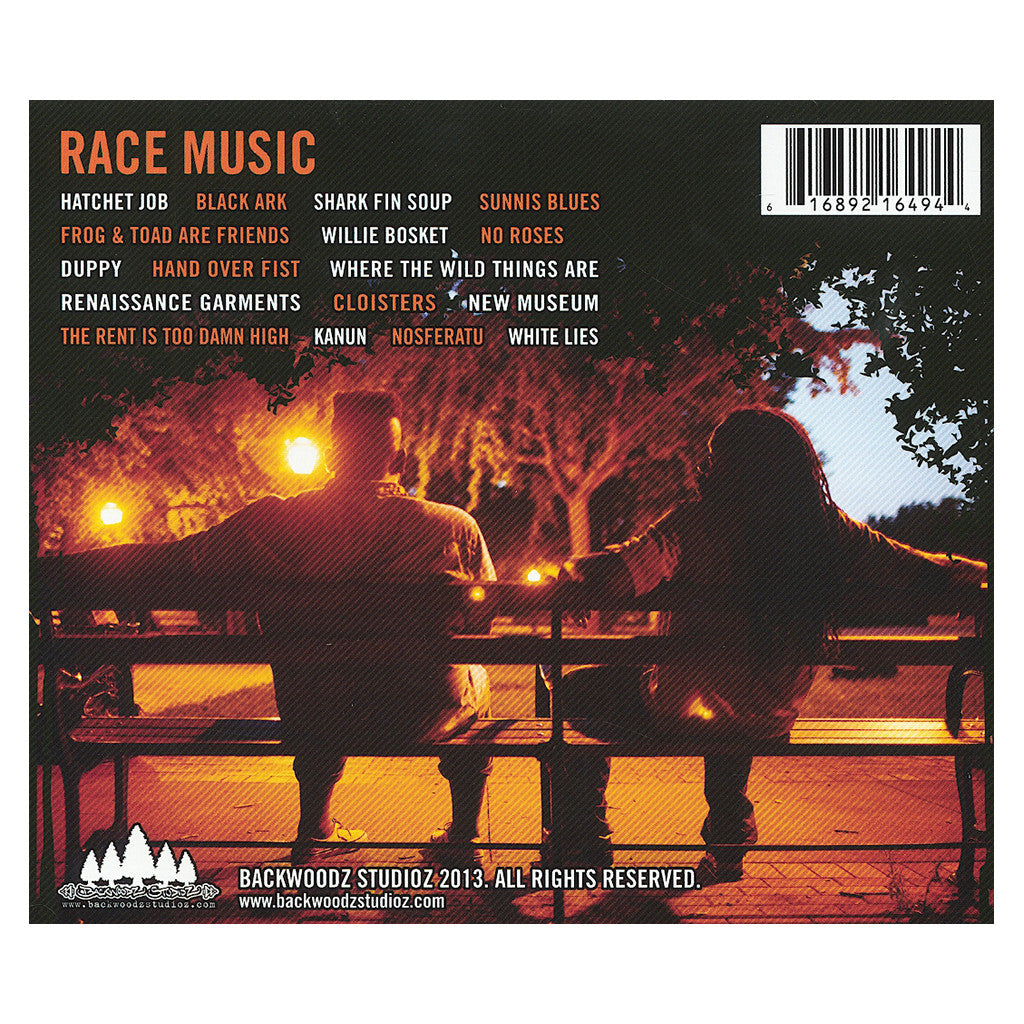 <!--2013102205-->Armand Hammer - 'Race Music' [CD]