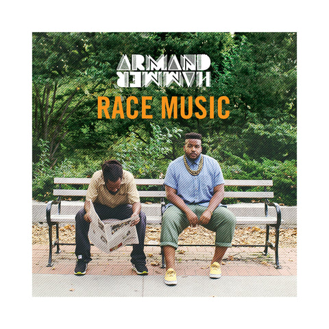 Armand Hammer - 'Race Music' [CD]