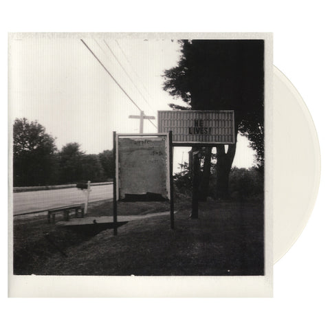 billy woods - 'Today, I Wrote Nothing' [(Clear) Vinyl [2LP]]