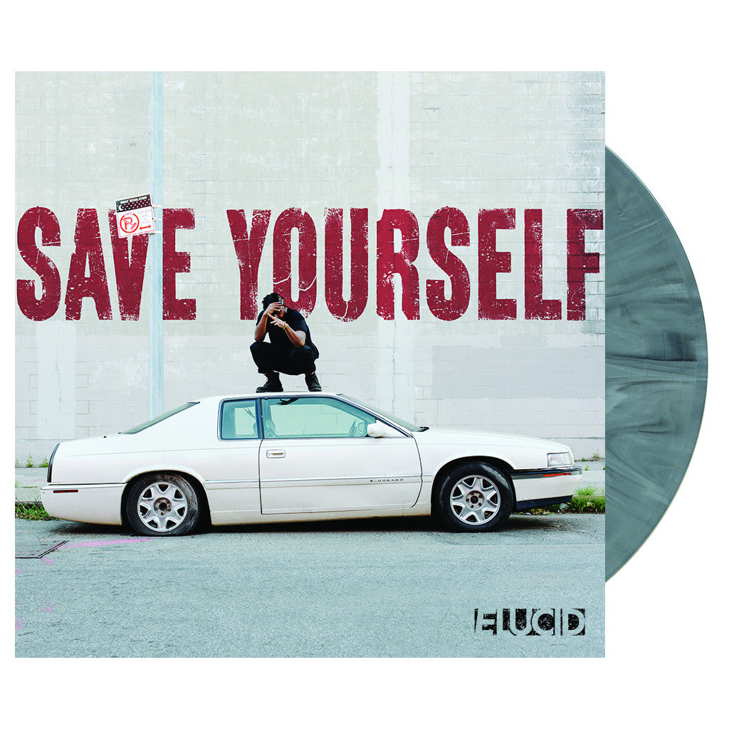 Elucid - 'Save Yourself' [(Silver Marble) Vinyl LP]