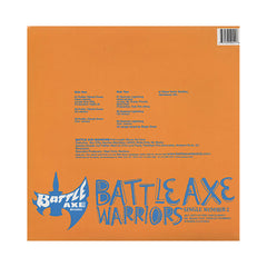 "<!--020010206012553-->Battle Axe Warriors - 'Puttin' Check Down/ Summer Lightning' [(Black) 12"" Vinyl Single]"