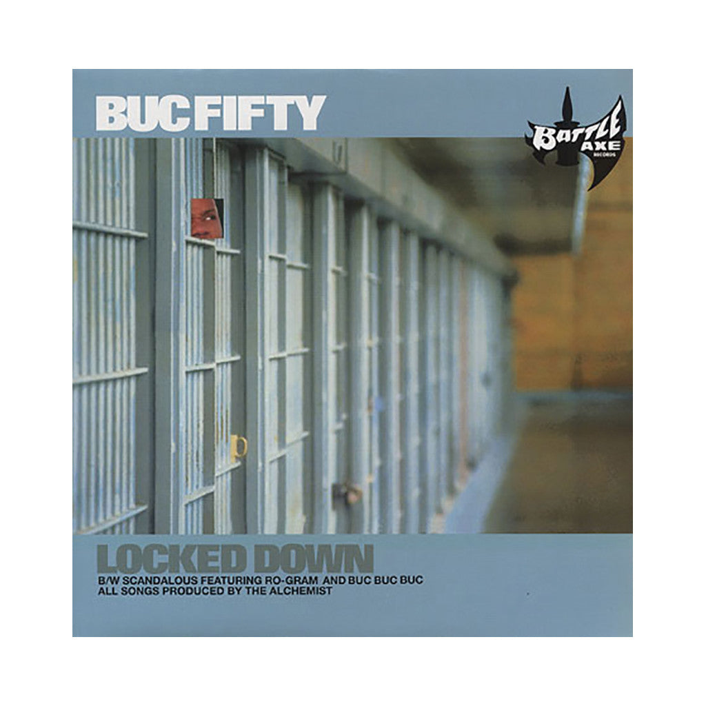 <!--2001082435-->Buc Fifty - 'Locked Down' [Streaming Audio]