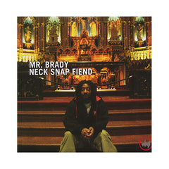 "<!--020010925018656-->Mr. Brady - 'Hip Hop Apostles/ Neck Snap Fiend/ We Stay Hungry' [(Black) 12"" Vinyl Single]"