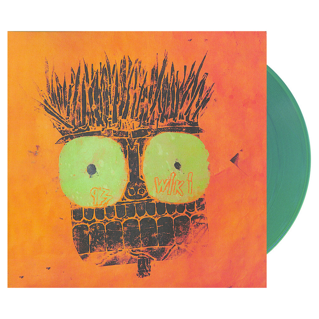 <!--2012110652-->RATKING - 'wiki93' [(Clear Green) Vinyl LP]
