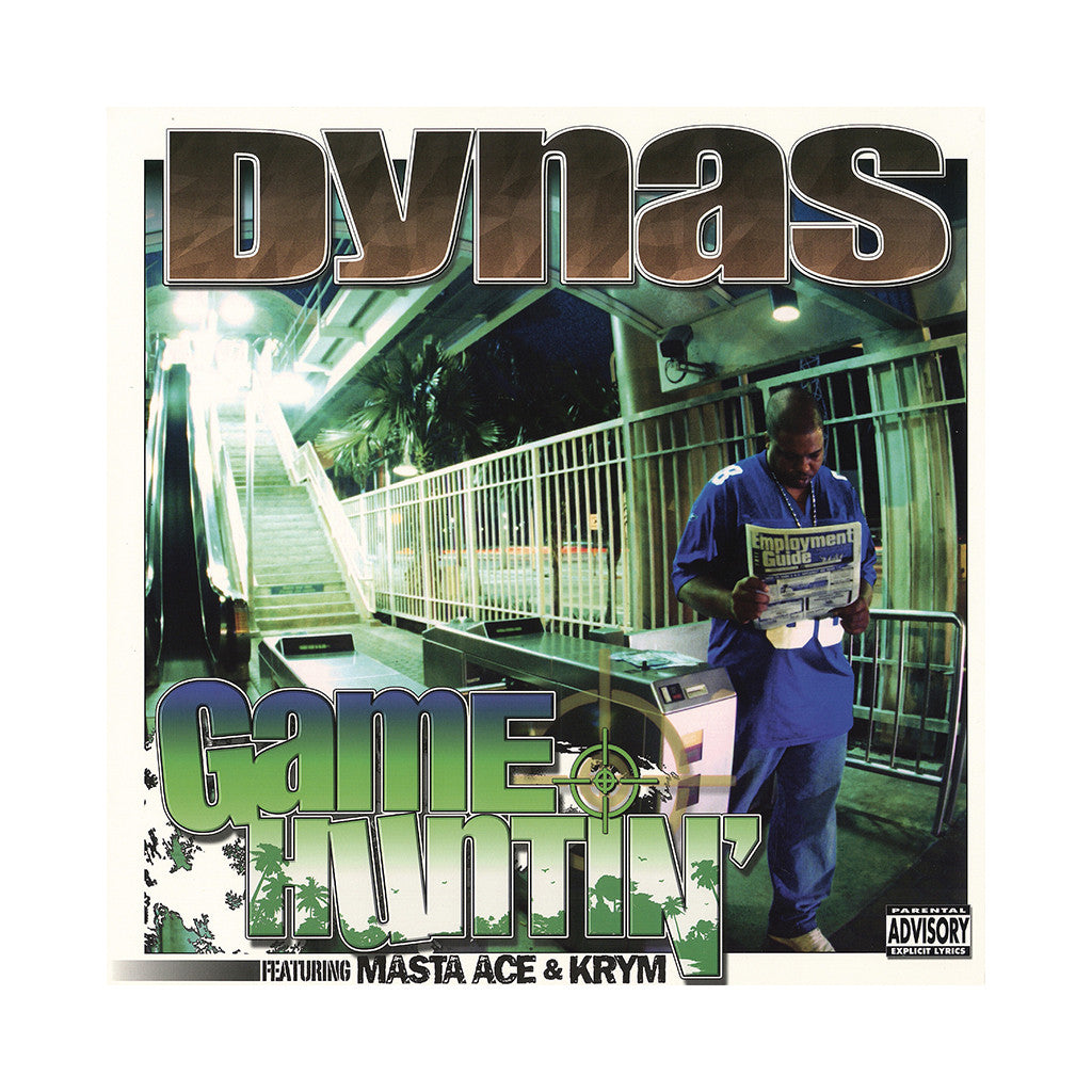 <!--2004102053-->Dynas - 'Game Huntin' [Streaming Audio]