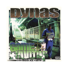 "<!--020041008003633-->Dynas - 'Game Huntin/ Urbanomics Part 2 (Remix)' [(Black) 12"" Vinyl Single]"