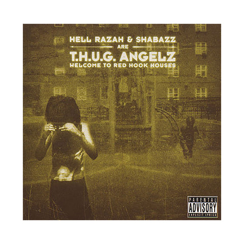 T.H.U.G. Angelz - 'Welcome To Red Hook Houses' [CD]