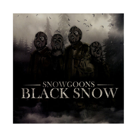 Snowgoons - 'Black Snow' [CD]