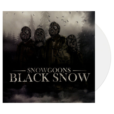 Snowgoons - 'Black Snow' [(White) Vinyl [2LP]]