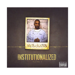 <!--120080805014279-->Ras Kass - 'Institutionalized Vol. 2' [CD]