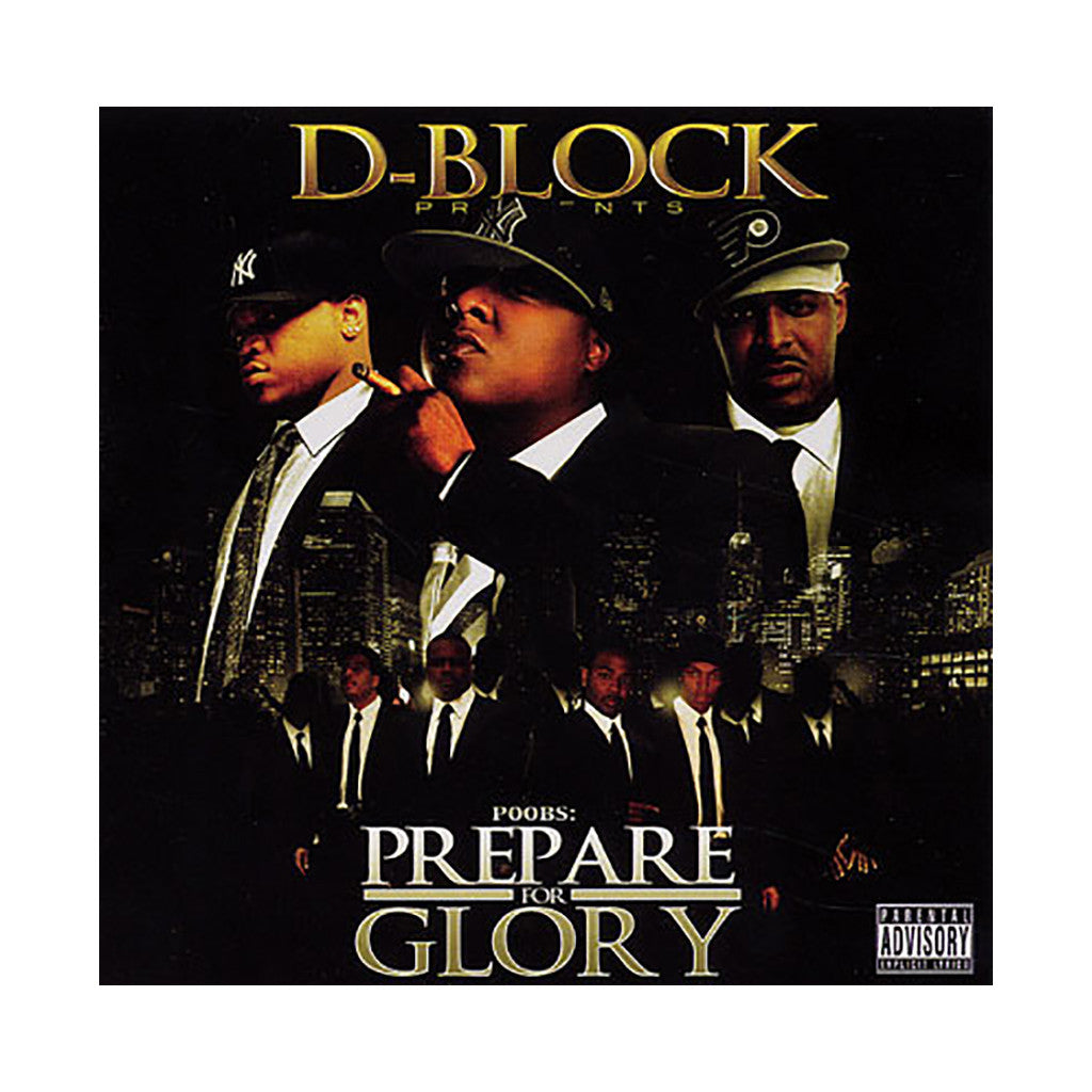 <!--2009070727-->D-Block - 'Poobs: Prepare For Glory' [CD]