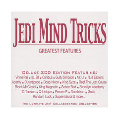 Jedi Mind Tricks - 'Greatest Features (The Ultimate JMT Collaboration Collection)' [CD [2CD]]