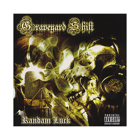 "[""Randam Luck - 'Graveyard Shift' [CD]""]"